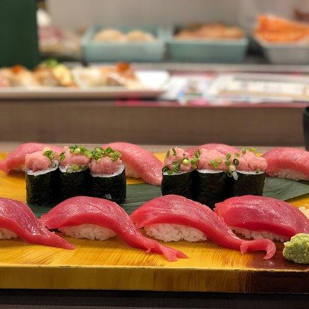 Umegaoka Sushi No Midori Sohonten Shibuya ภาพถ่าย