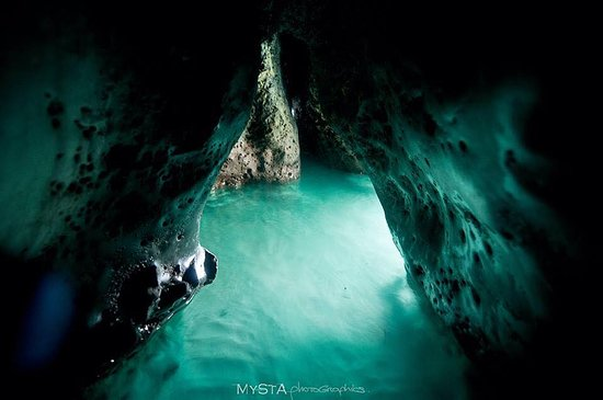 Unseen Tours Koh Tao: Cave at Ang Thong National Marine Park