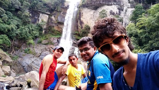 Ramboda, Srí Lanka: On the best Location to see Waterfall