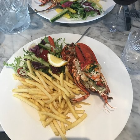 The Marine Restaurant ภาพถ่าย