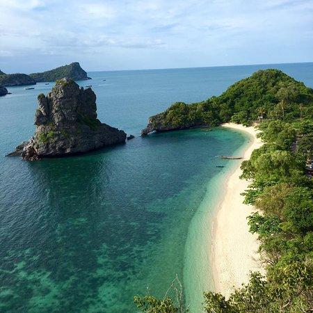 Unseen Tours Koh Tao: Ang Thong National Marine Park