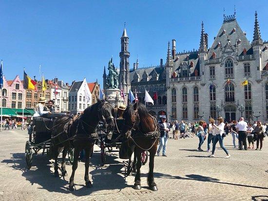 Historic Centre of Brugge: Исторический центр Брюгге