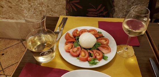 Osteria Al Mariner: Burrata