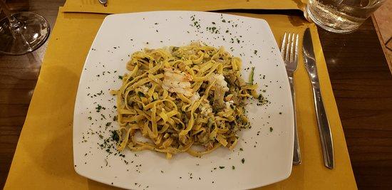 Osteria Al Mariner: Pasta