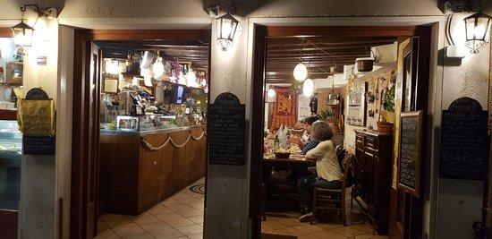 Osteria Al Mariner: Restaurant