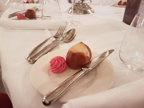 Cena y concierto de Mozart en Salzburgo: Pink Butter.