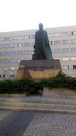 Katowice, Polonia: Korfanty Monument