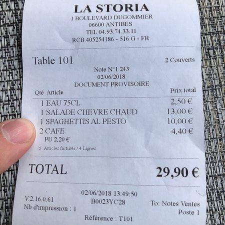 写真La Storia枚