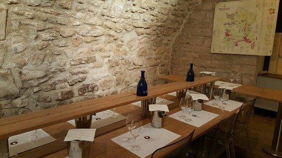 Grains Nobles et Plus: #winetasting #wineschool #Paris