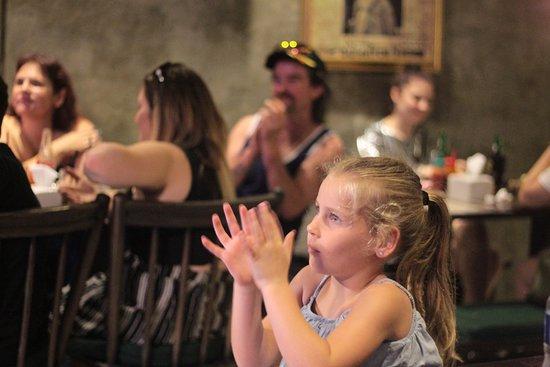 Hogwartz The Pub: magical moment