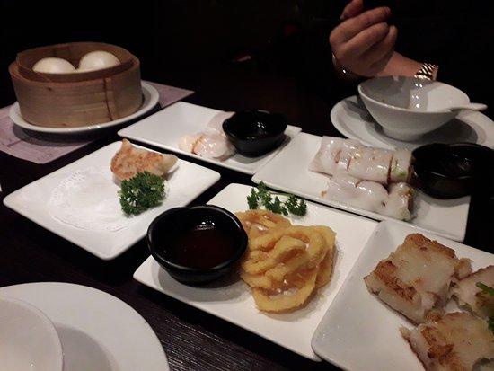 Plum Valley Restaurant : Our Dim Sums