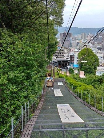 Foto de Matsuyama Castle Ropeway / Lift