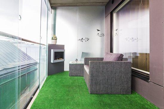 Hilltop Apartaments - City Center Foorum: Deluxe Apartment