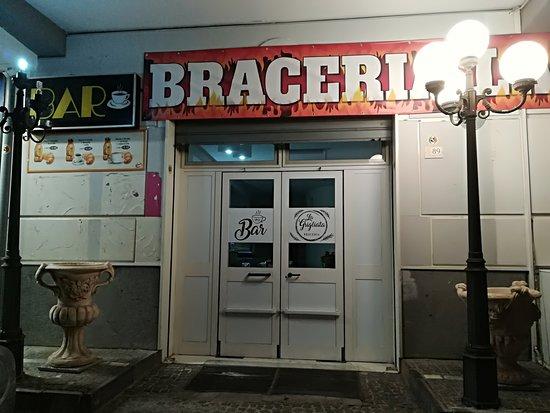 La Grigliata Braceria : braceria & bar adibito alla ristorazione