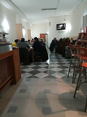 La Grigliata Braceria : sala interna climatizzata