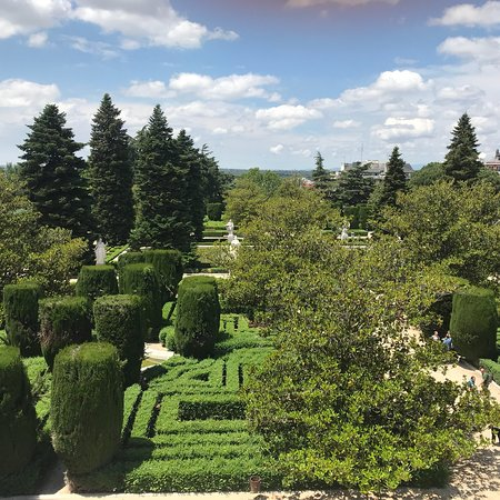 写真Jardines de Sabatini枚