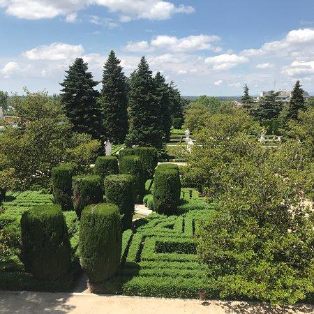 Jardines de Sabatini ภาพถ่าย