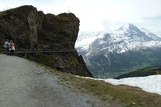 Grindelwald-First: гора