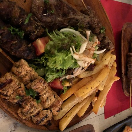 Nostimo Greek Grill Bali Photo