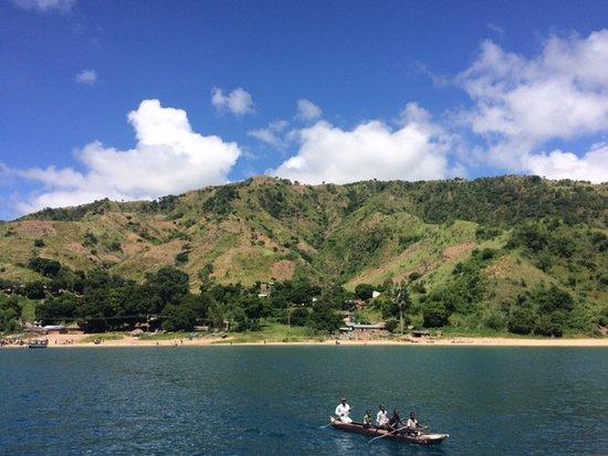 Nkhata Bay, Malawi: Arriving at Ruarwe