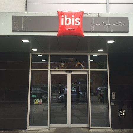 Ibis London Shepherds Bush - Hammersmith Hotel: Ibis London Shepherds Bush