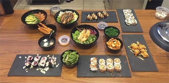 Makitime le côté délicieux des sushi