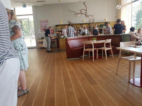 Ảnh về Artipelag Restaurant
