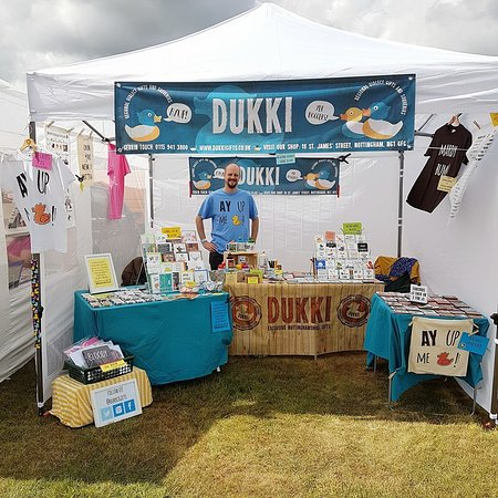 Dukki Ltd: Dukki at Splendour Festival 2017
