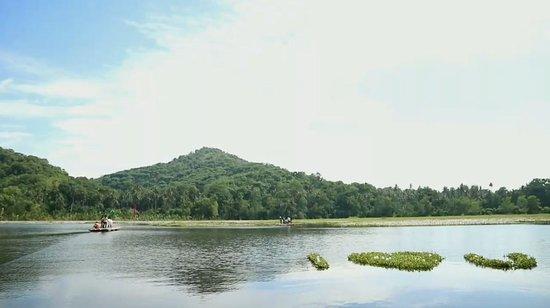Manggis, Indonesien: danau yeh malet karangasem