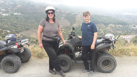 Nerja Quad Tours: Had a great time.