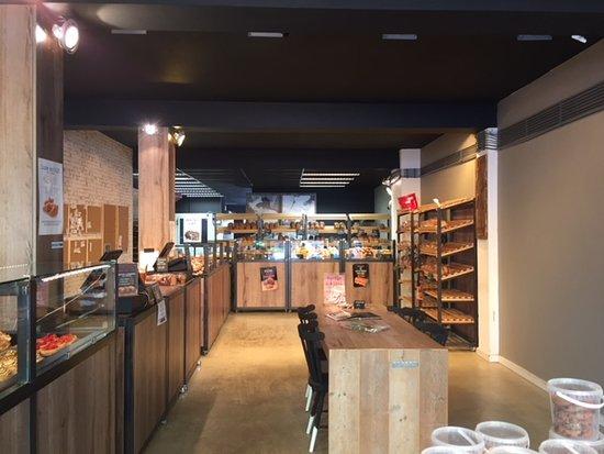 Panningen, The Netherlands: winkel