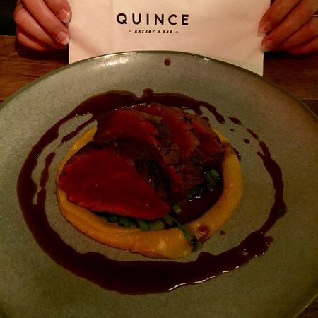 Quince - Eatery Photo