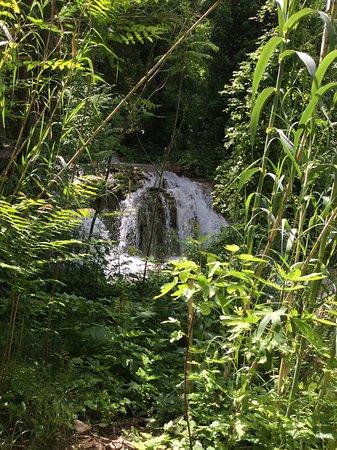 Krka National Park: It's like a secret grotto