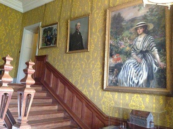 Scotney Castle Garden: Betty Hussey portrait