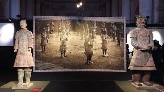 Esercito di Terracotta - Basilica dello Spirito Santo