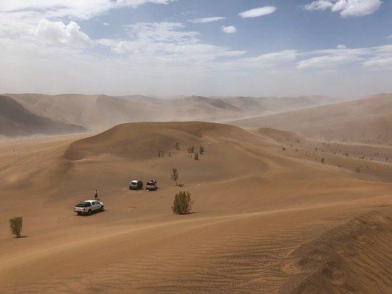Shahdad Kalouts: A sandstorm is coming