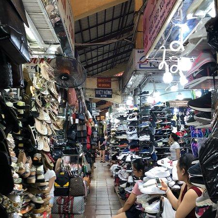Ben Thanh Market ภาพถ่าย
