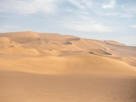 Shahdad Kalouts: Sand dunes