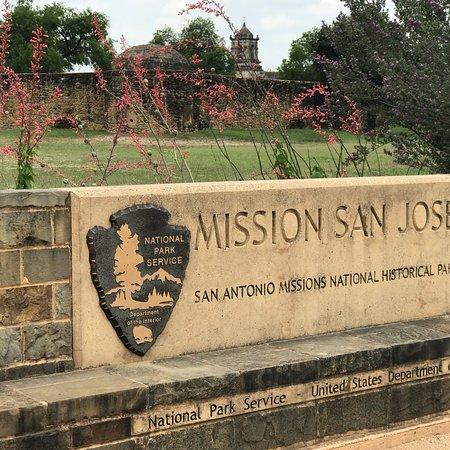圣安东尼奥历史遗迹公园照片