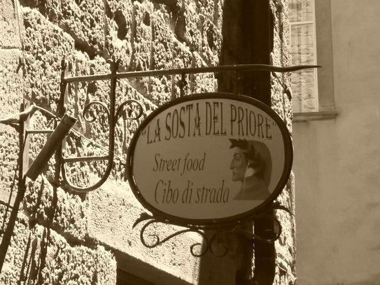 La Sosta del Priore: Ottimo