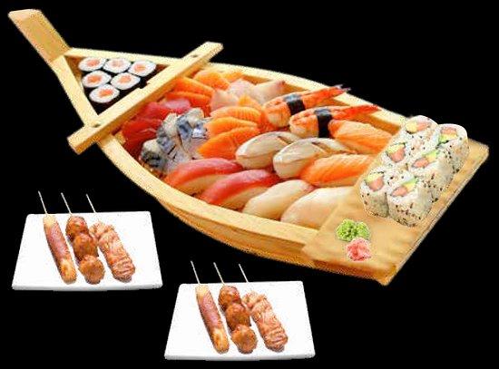 Sushi Fuji Issy - Menu 16