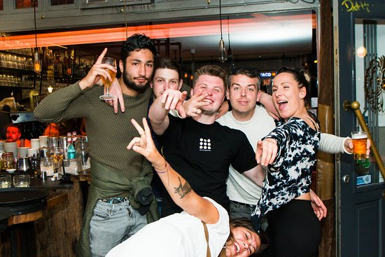 Dapper : team drunk