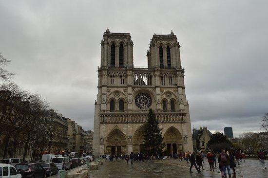 巴黎圣母院照片