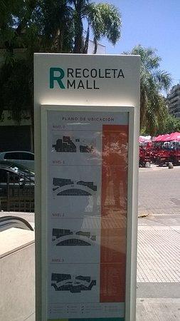 สุสานเรโคเลตา: добро пожаловать в торговый центр реколета!