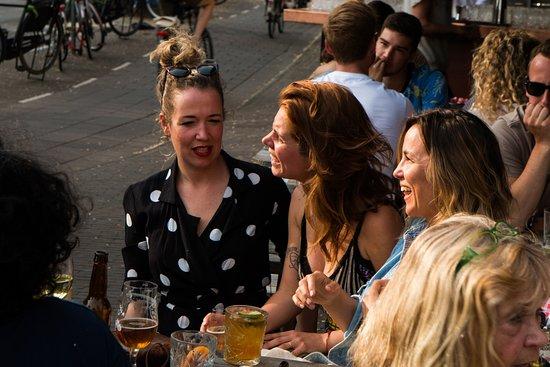 Dapper: friends family and weirdo gathering