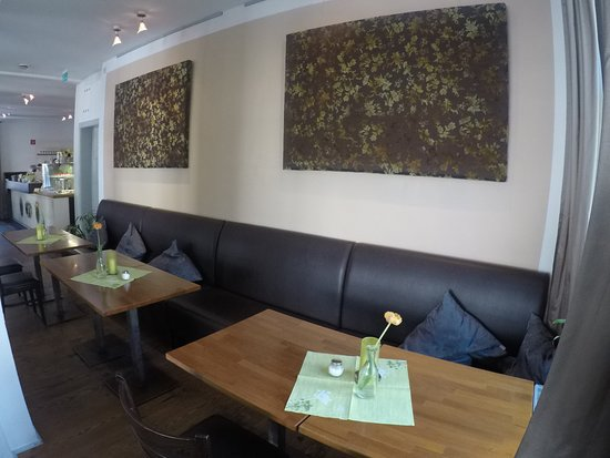 Bad Segeberg, Alemania: Gemütliche Sitze