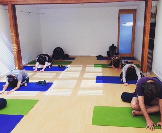 108 Yoga - La Floresta: Clase de Kaiut