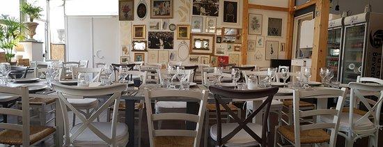 I Matti Pizzeria Ristorante: la sala da pranzo