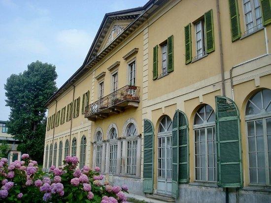 Parco Di Villa Finzi: Villa Finzi