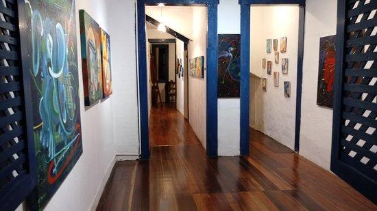 Sao Joao del Rei, MG: Galeria, sala 2